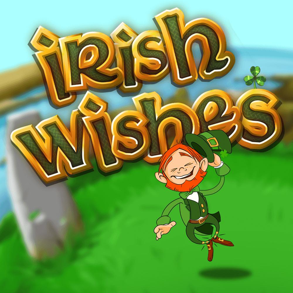 Irish Wishes - left image