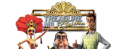 Treasure Mile Welcome