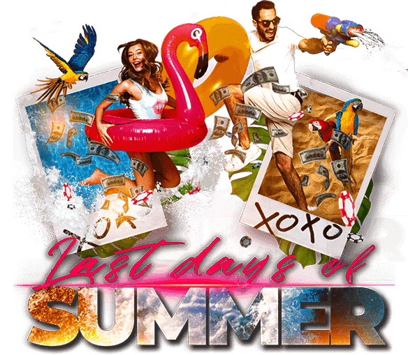 End summer with a BANG!